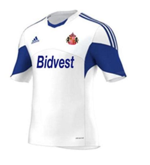 New Sunderland Third Kit 14 15