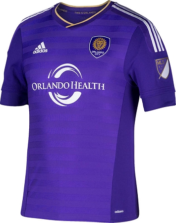 Orlando City Jersey 2015 Authentic