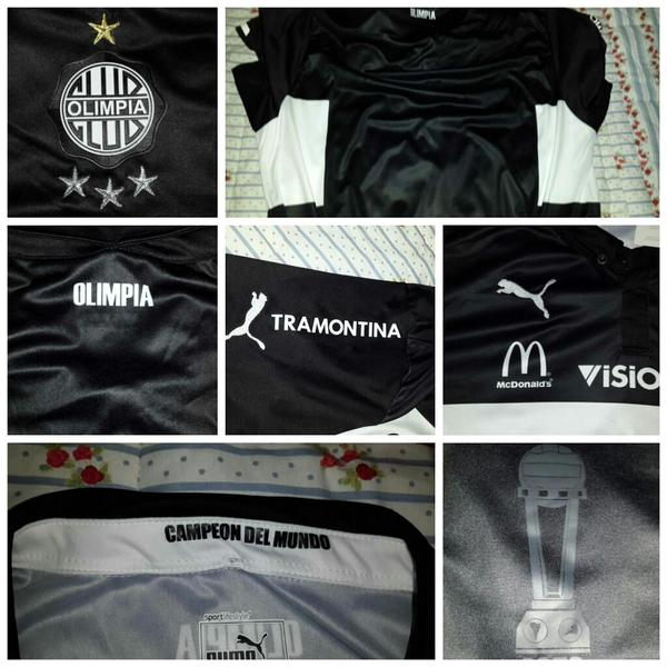 Alternativa Camiseta Olimpia 2015