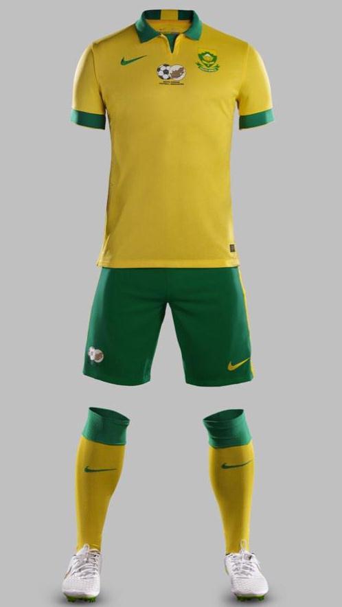 Bafana New Jersey 2015