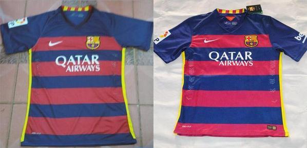 Barcelona Leak Kit 15 16