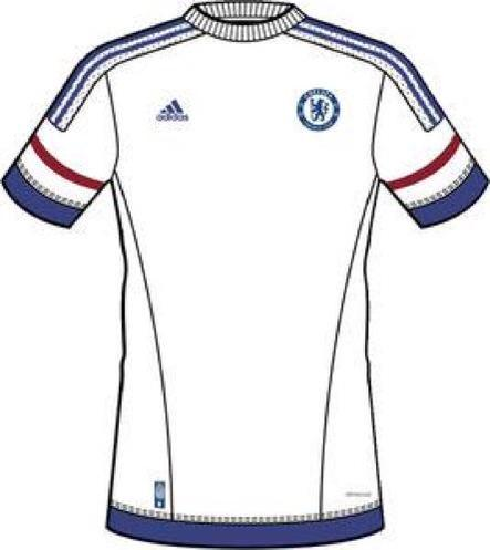 Chelsea Away Shirt Leaked 2015 16