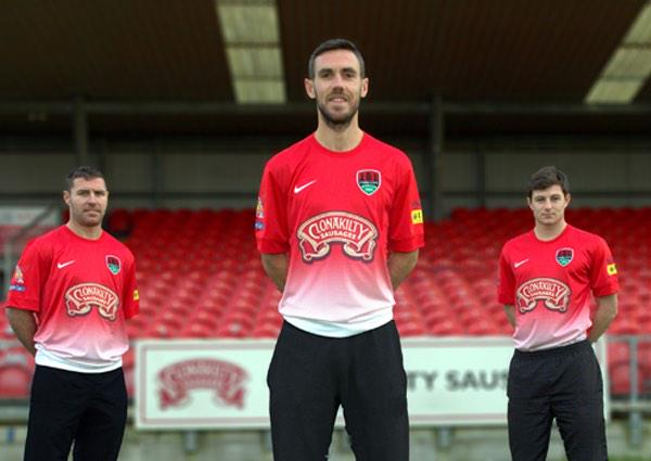 Cork City Away jersey 2015
