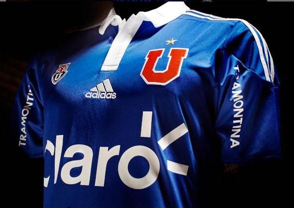 La U Soccer Jersey 2015