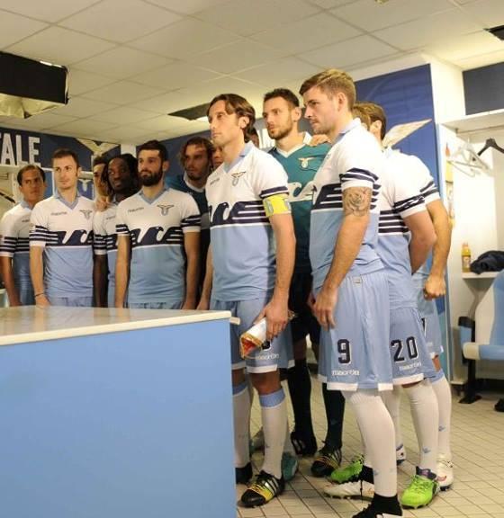 Lazio Eagle Kit 2015