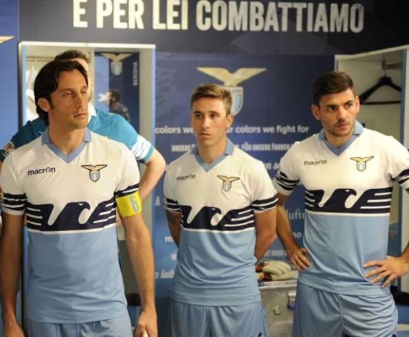 Lazio Eagle Shirt 2015