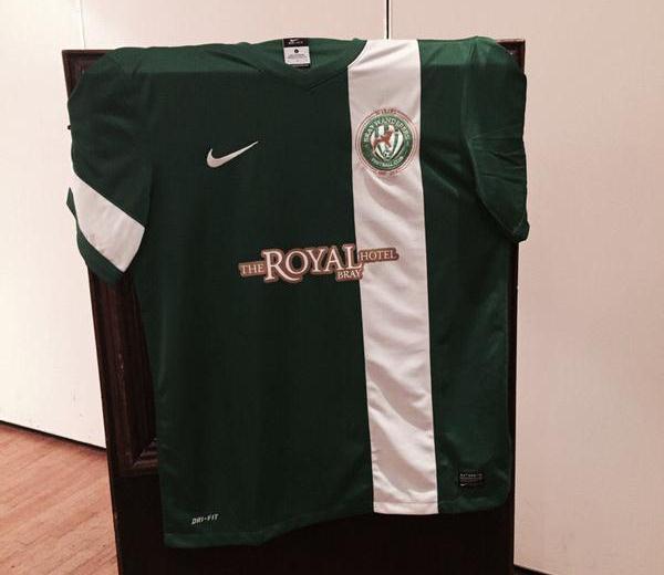 New Bray Wanderers Kit 2015
