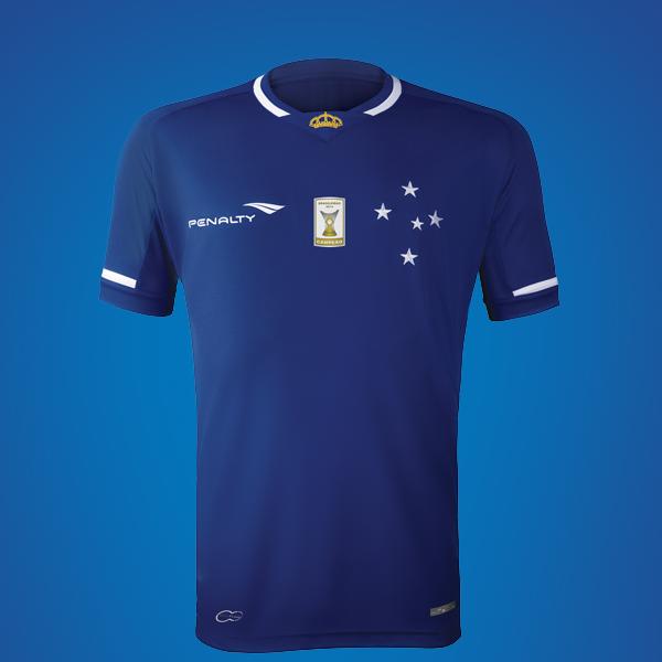 New Cruzeiro Jersey