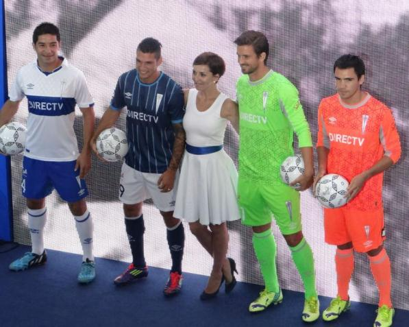 New Universidad Catolica Shirt Umbro