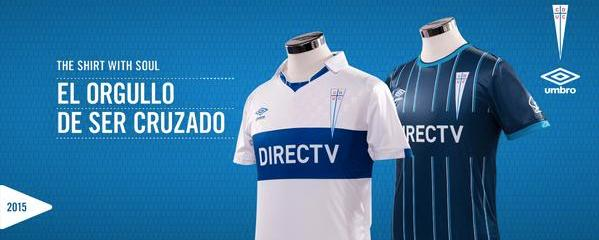 Umbro Universidad Catolica Jersey 2015