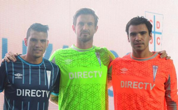 Umbro Universidad Catolica Kit 2015