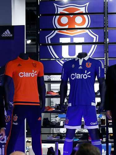 Universidad Chile 2015 Kit