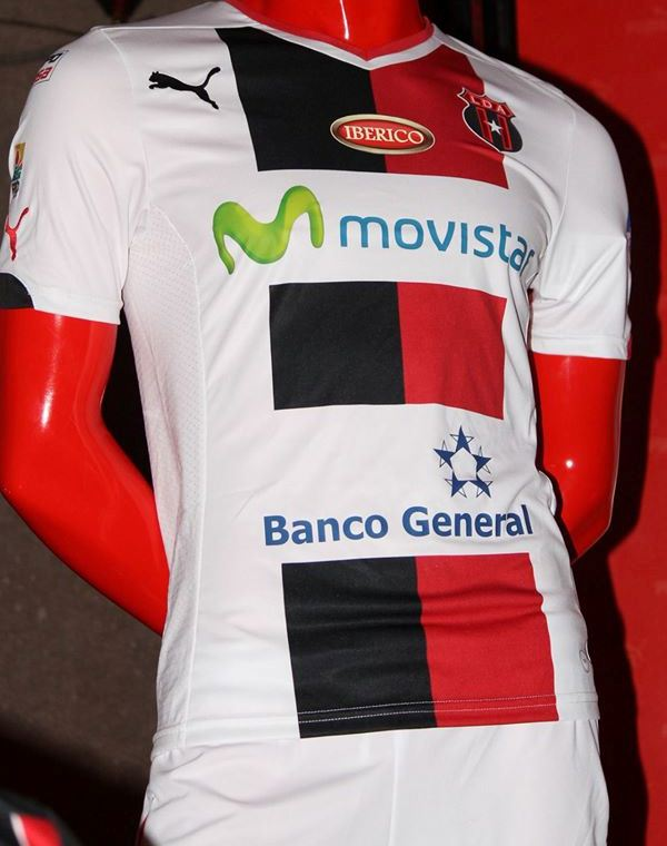 Alajuelense Away Shirt 2015