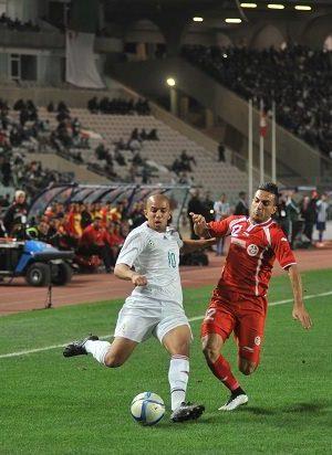 Algeria Away