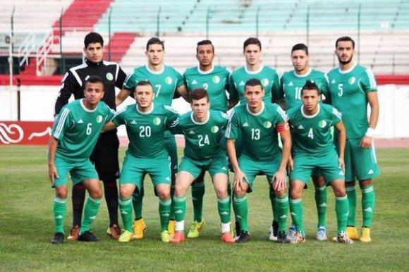 Algeria Jersey 2015 AFCON
