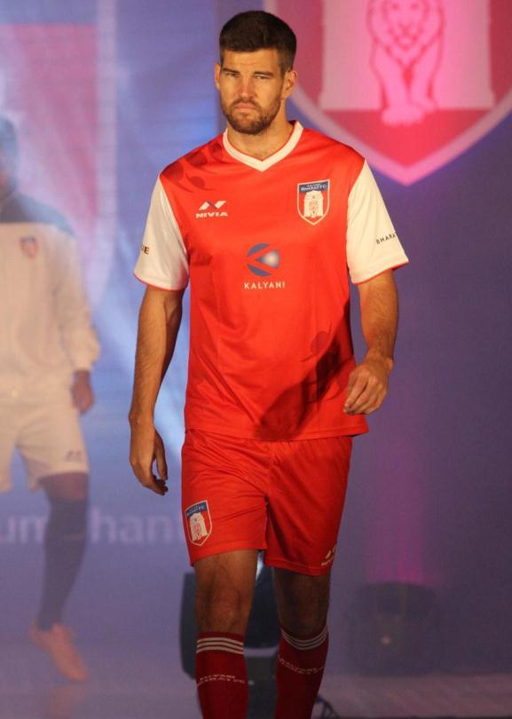Bharat FC Away Jersey 2015