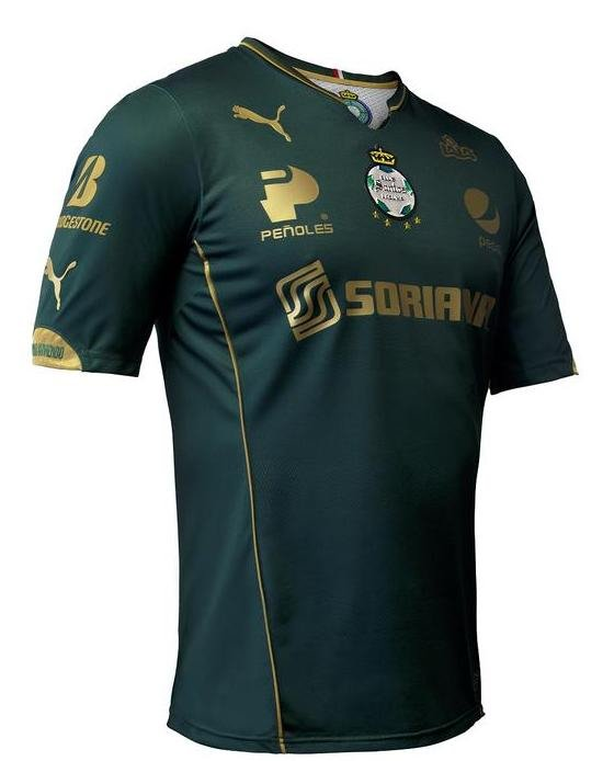 Club Santos Laguna Third Shirt 2015