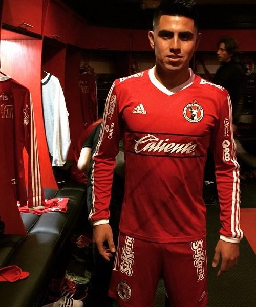 Club Tijuana Adidas Jersey 2015