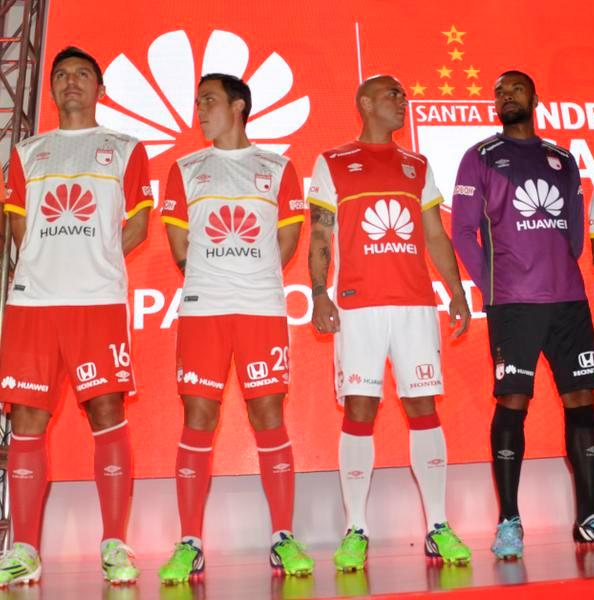 Independiente Santa Fe Jersey 2015