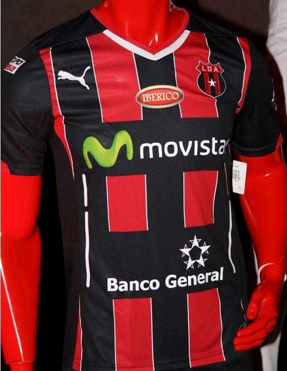 Liga Deportiva Alajuelense Jersey 2015