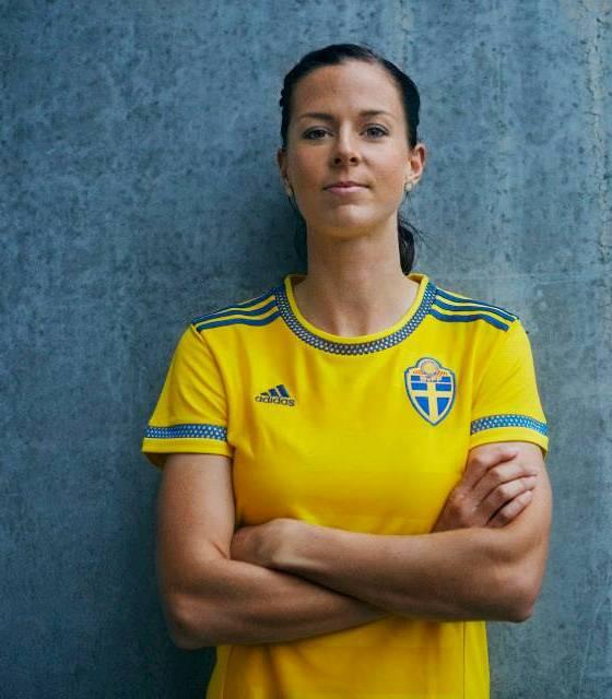 Lotta Schelin 2015 Soccer