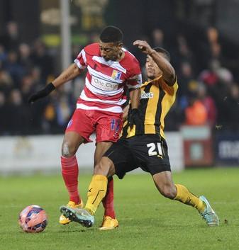 Mansfield Third Kit 2014 15