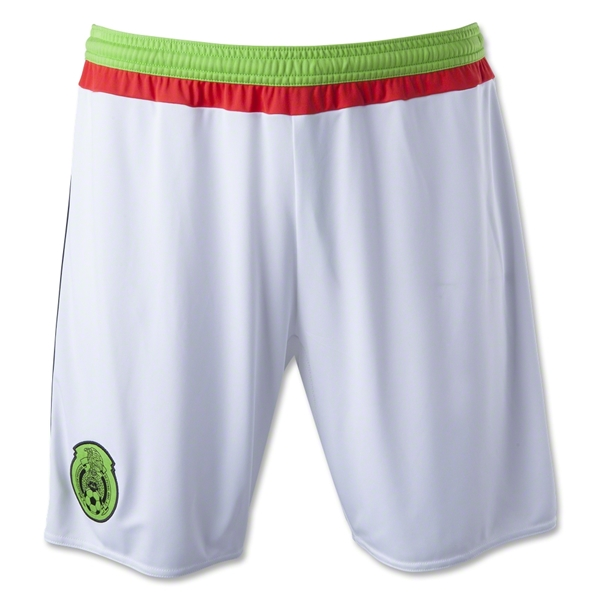 Mexico Away Shorts 2015