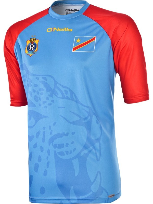 New DR Congo Jersey 2015 AFCON