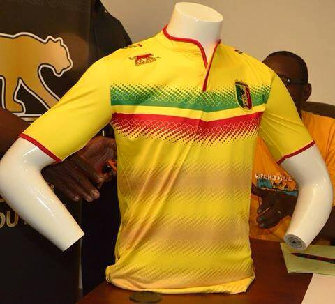 New Mali Football Kit 2015