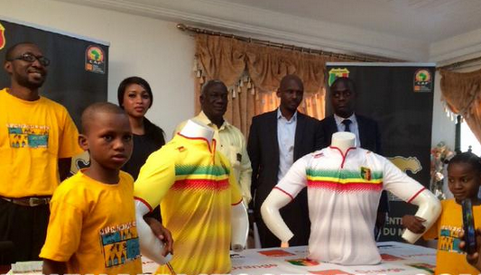 New Mali Soccer Jersey 2015 AFCON