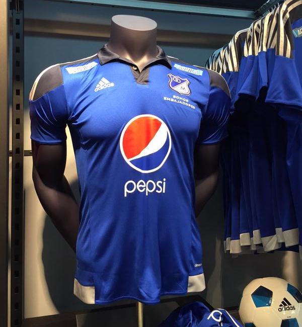 New Millonarios Jersey 2015
