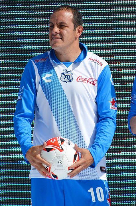 New Puebla FC Jersey 2015
