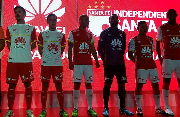 New Santa Fe Bogota Shirt 2015