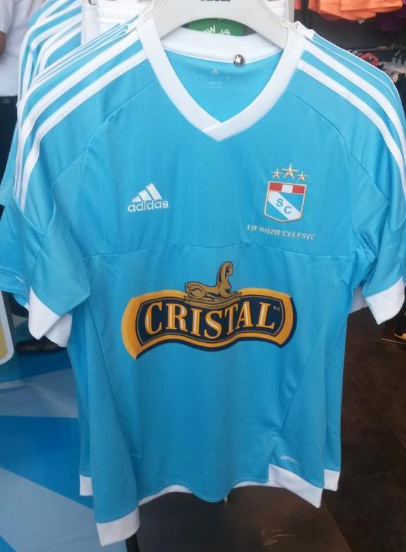 New Sporting Cristal Kit 2015