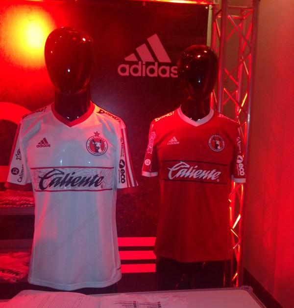 New Xolos Soccer Jersey 2015