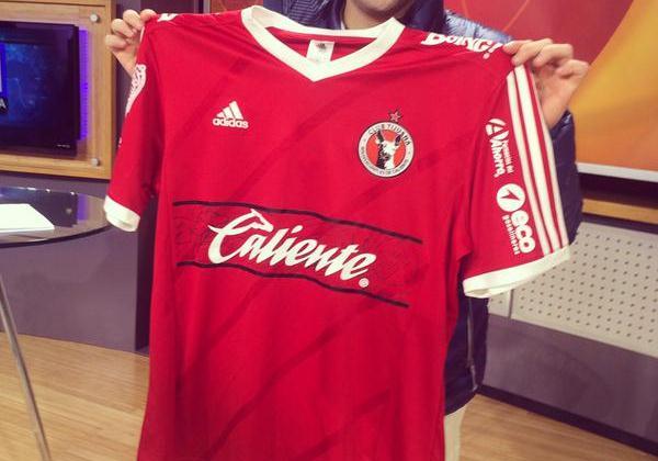 New Xolos Tijuana Shirt 2015