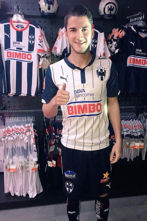 best sneakers 6c2bf 62d58 New Monterrey Third Jersey 2015- Puma Rayados 3rd Kit 2015 ...