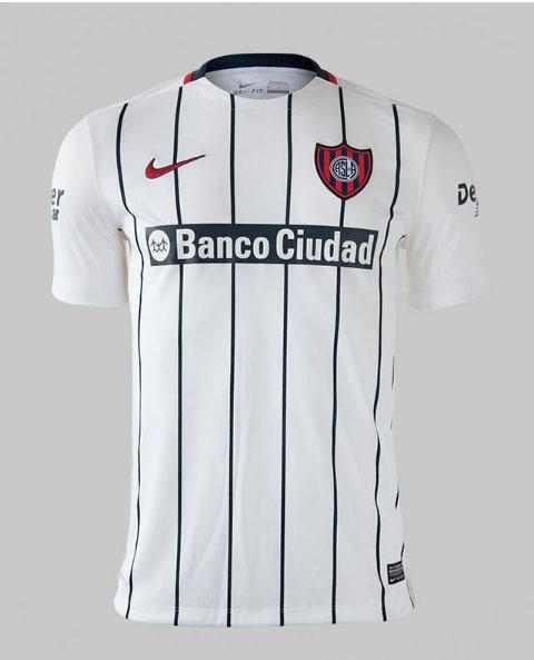 San Lorenzo Away Jersey 2015