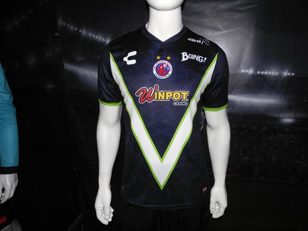 Veracruz Football Kit