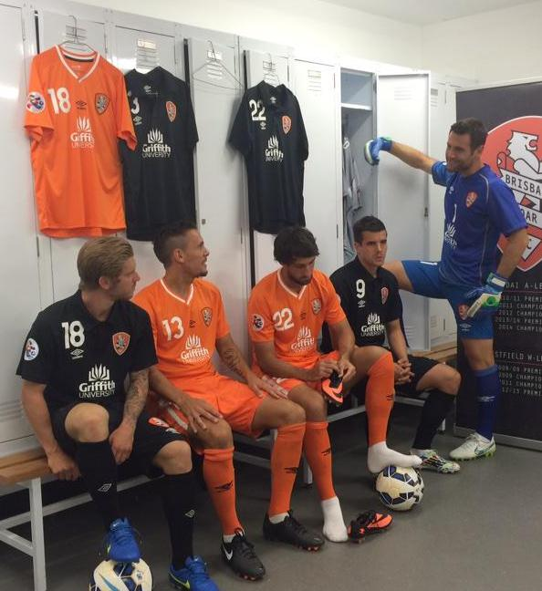 Brisbane Roar Griffith University