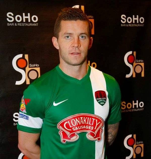 Cork City 2015 Home Kit
