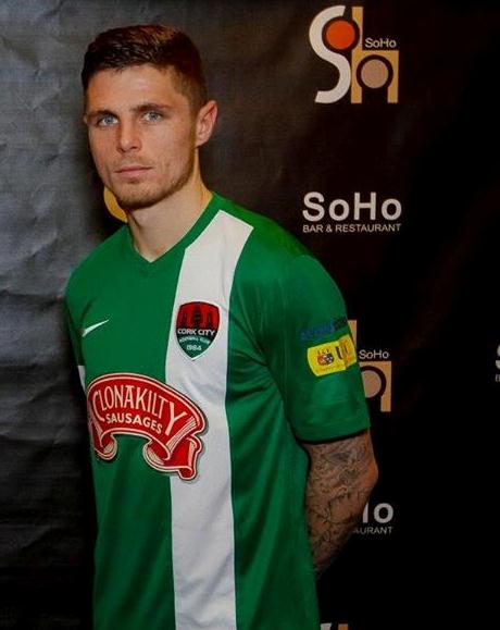 Cork City Home Shirt 2015
