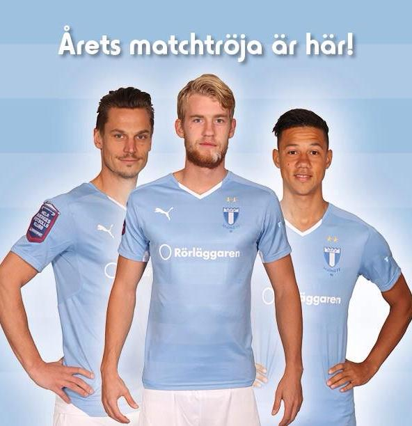 Malmo Vs Psg Winners And Losers From Champions League: New Malmo FF 2015 Jersey- Puma Malmo Football Kit 2015