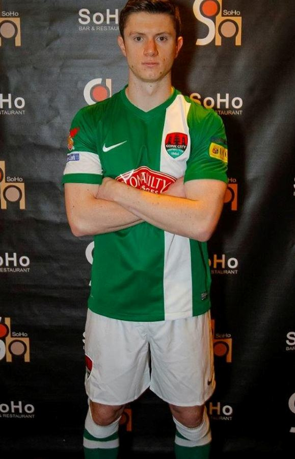 New Cork City 2015 Home Jersey