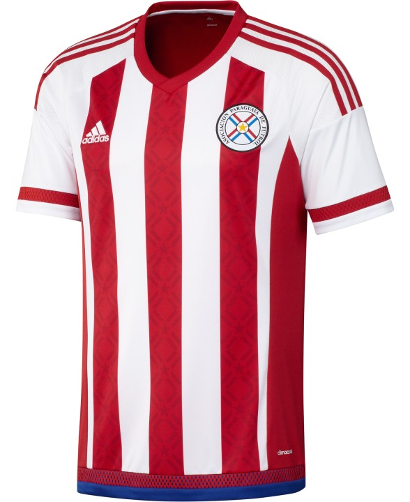 New Paraguay Copa America Jersey 2015