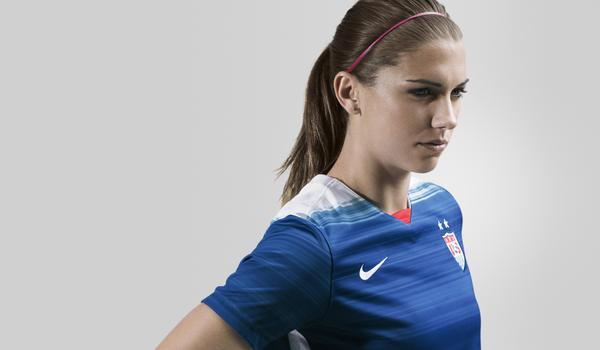 New USA Away Soccer Jersey 2015