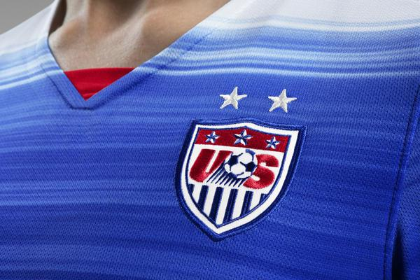 New USA Away Soccer Kit 2015