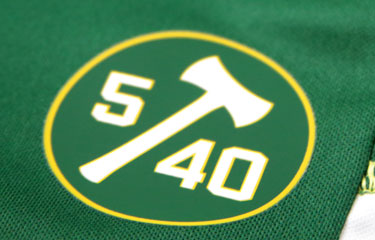 5 by 40 Timbers