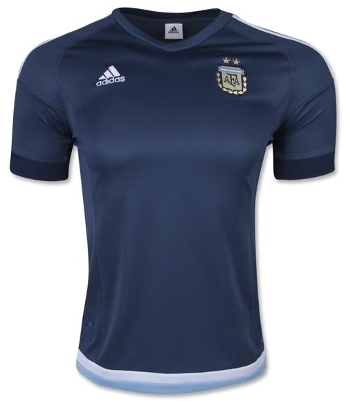 Argentina Away Jersey 2015