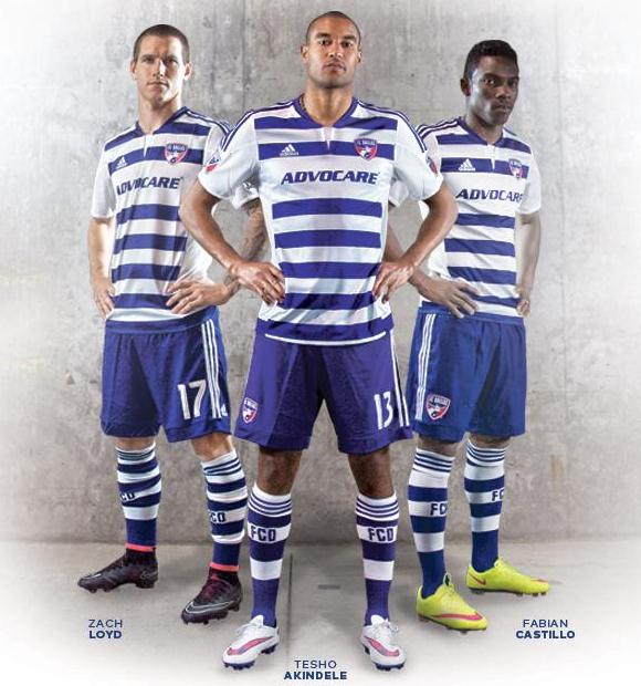 FC Dallas Away Jersey 2015